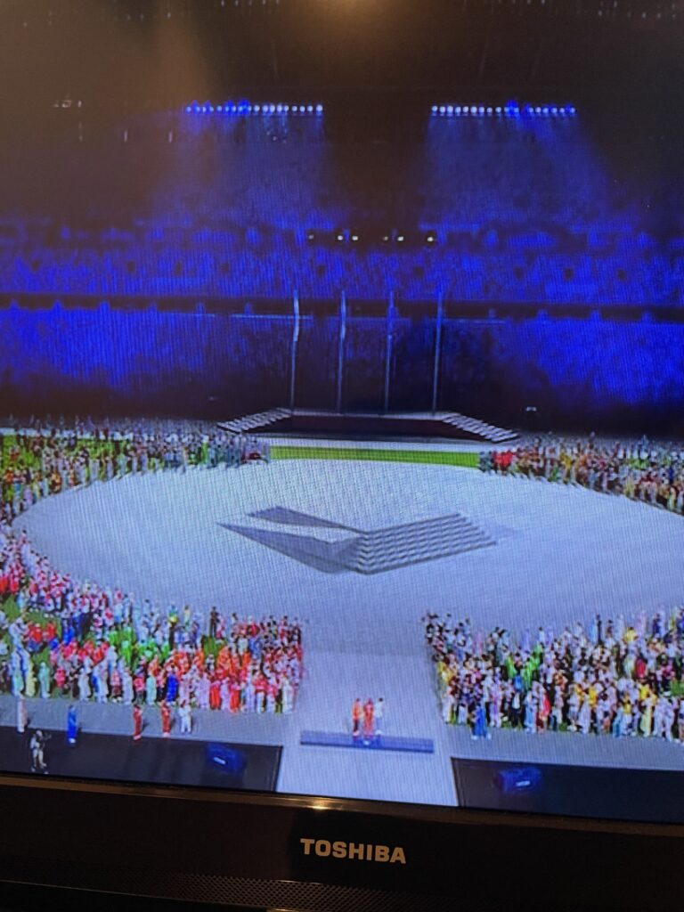 8月8日東京オリンピック終わった